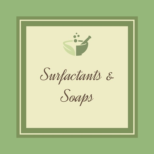 Surfactants & Soaps-01