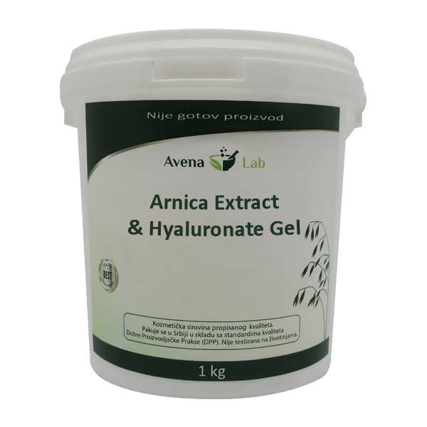 Arnica-Extract-Hyaluronate-Gel